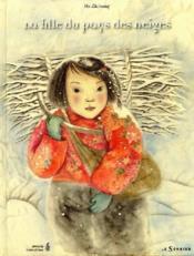 La fille du pays des neiges - Couverture - Format classique