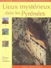 Lieux mystérieux dans les Pyrenées - Intérieur - Format classique