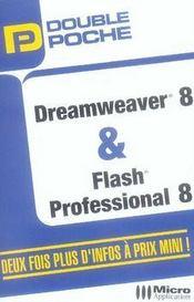 Double poche ; dreamweaver 7 et flash 8 - Intérieur - Format classique