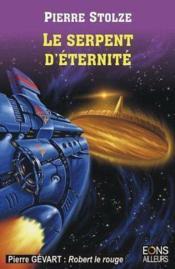 Le Serpent D'Eternite - Couverture - Format classique