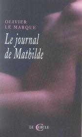 Le Journal De Mathilde - Intérieur - Format classique