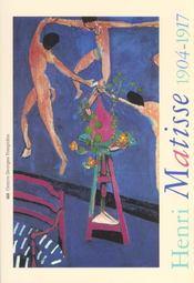 Henri Matisse 1904 -1917 - Intérieur - Format classique