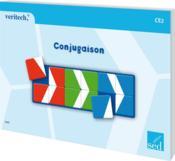 Veritech ; Conjugaison ; Ce2 - Couverture - Format classique