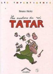 Avatars du roi tatar - Couverture - Format classique