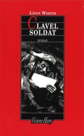 Clavel soldat - Couverture - Format classique