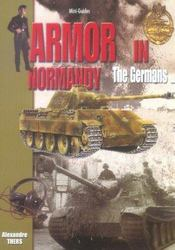 Vente livre :  Armor in normandy ; the germans  - Alexandre Thers
