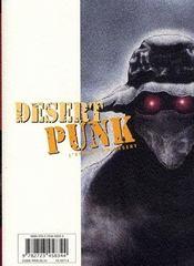 Desert punk t.4 - 4ème de couverture - Format classique