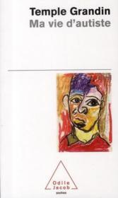 Ma vie d'autiste - Couverture - Format classique