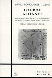 Lourde Alliance - Couverture - Format classique