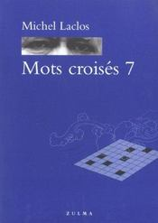 Mots croisés t.7 - Intérieur - Format classique