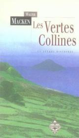 Les vertes collines - Couverture - Format classique
