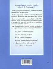 Fibromyalgie ; En Guerir, C'Est Possible - 4ème de couverture - Format classique
