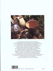 Poteries Roumaines. Art Et Tradition - 4ème de couverture - Format classique