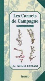 Carnets de campagne t.2 - Couverture - Format classique