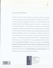 Les Cahiers De La Recherche Architecturale Et Urbaine N.4 ; Paysages Contemporains - 4ème de couverture - Format classique