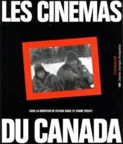 Les cinemas du canada - Couverture - Format classique