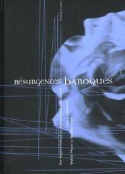 Resurgences baroques - Intérieur - Format classique