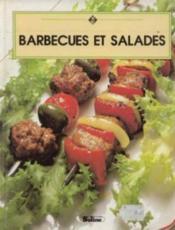 Barbecues et salades - Couverture - Format classique