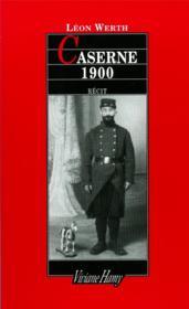 Caserne 1900 - Couverture - Format classique