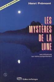 Mysteres De La Lune - Couverture - Format classique