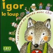 Igor le loup - Intérieur - Format classique