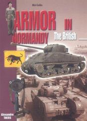 Vente livre :  Armor in normandy ; the british  - Alexandre Thers