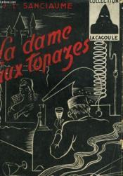 La Dame Aux Topazes - Couverture - Format classique