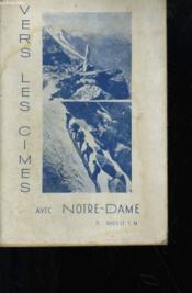 Vers Les Crimes Avec Notre-Dame - Couverture - Format classique