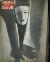 PHOTO CINE REVUE - 65e ANNEE - Couverture - Format classique