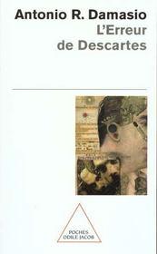 L'Erreur De Descartes - Intérieur - Format classique