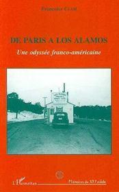De Paris A Los Alamos: Une Odyssee Franco-Americaine - Intérieur - Format classique