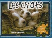Livre Puzzle/Les Chiots - Couverture - Format classique