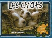 Livre Puzzle/Les Chiots - Intérieur - Format classique