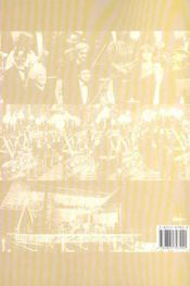 Vie Musicale A Geneve Au Xxe Siecle - I - 4ème de couverture - Format classique