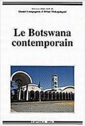 Le Botswana Contemporain - Couverture - Format classique