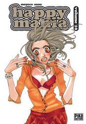 Happy mania t.10 - Intérieur - Format classique
