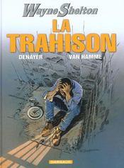 La Trahison - Intérieur - Format classique