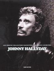 Johnny ; les photos collectors - Intérieur - Format classique
