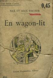 En Wagon-Lit. Collection : Une Heure D'Oubli N° 95 - Couverture - Format classique