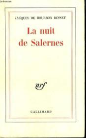 La Nuit De Salernes. - Couverture - Format classique
