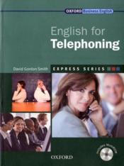 English for telephoning  - David Gordon Smith