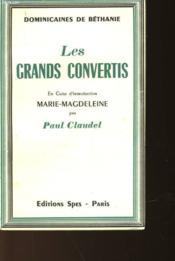 Les Grands Convertis - Couverture - Format classique