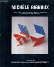 Michele Gignoux - Couverture - Format classique