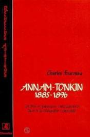 Annam-Tonkin 1885-1896 Lettres Et Paysans Vietna.. - Couverture - Format classique