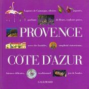 Provence-Cote D'Azur Album - Intérieur - Format classique