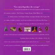Provence-Cote D'Azur Album - 4ème de couverture - Format classique