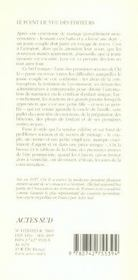 Soleil Levant - 4ème de couverture - Format classique