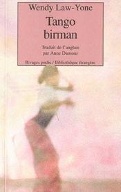 Tango Birman - Intérieur - Format classique