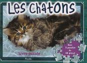 Livre Puzzle/Les Chatons - Intérieur - Format classique
