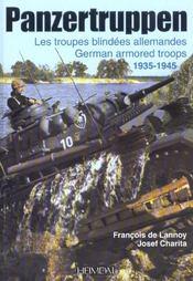 Panzertruppen - Intérieur - Format classique